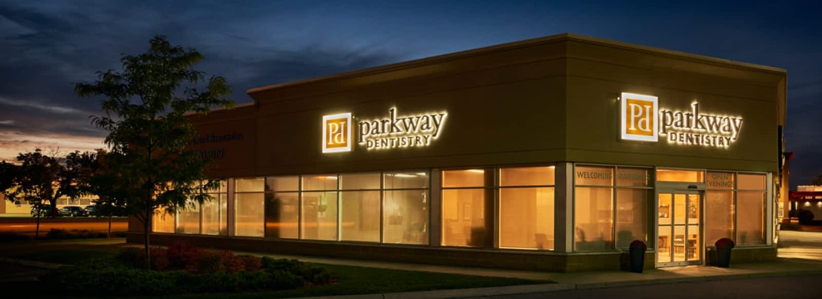 Parkway Dentistry External Picture