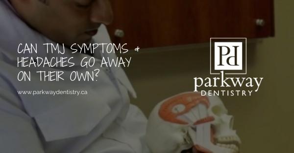 TMJ Symptoms Headaches
