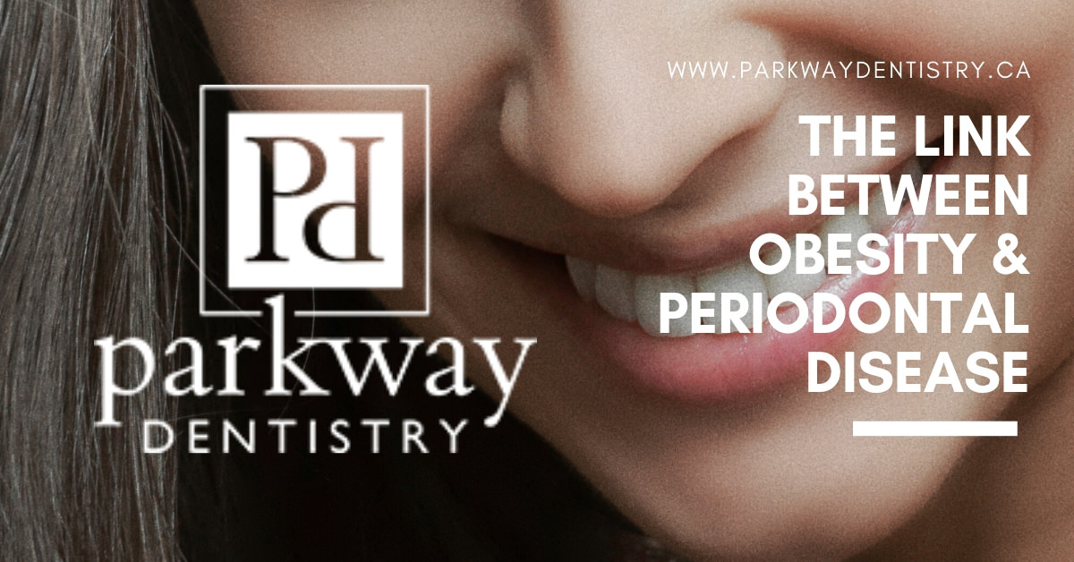 The link between obesity and periodontal disease